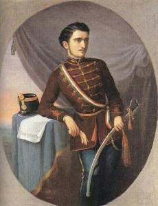 Autoportret 1849