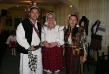 Sărbătoarea costumului popular la Sala Radio Sighet