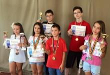 Şahiştii sigheteni campioni naţionali! Aur pentru echipa de fete, aur pentru echipa de băieţi!