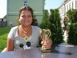 CS Sig-Mar: Cupe şi medalii la două internaţionale de şah.