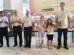 """Mihaela Trifoi a cucerit Cupa """"Memorialului Iuliu Szabó"""" din Satu Mare"""
