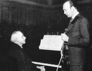Bartok si Szigeti 1