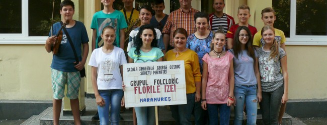 """""""Florile Izei"""" din Sighet reprezintă România în Polonia."""
