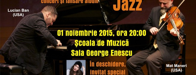 Jazz: de la New York la Sighet.