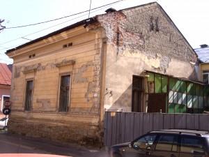Casa nascut Amos Manor