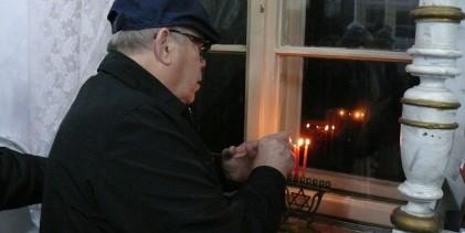 Hanuka: sărbătoarea luminii şi a permanenţei iudaice la Sighet.