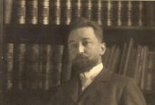 143 de ani de la naşterea savantului sighetean Friederich Dolezalek, fondatorul Institutului de Cercetări de Chimie, Fizică şi Electrochimie din Göttingen, Germania.