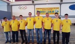 """CS """"Sig-Mar"""" în primul eşalon al şahului românesc."""