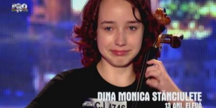 Sighetenii au talent! Monica a cucerit juriul!