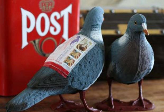 Poşta din Sighet are aripi!