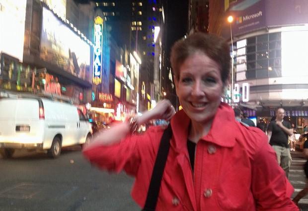 De la Sighet, pe Broadway New York