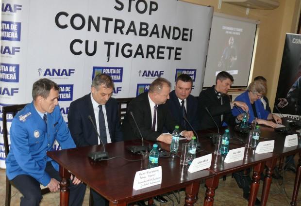 Campanie anticontrabandă