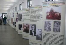 Expoziţie comemorativă Corneliu Coposu la muzeul Memorial din Sighet.