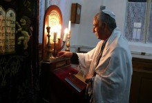 Anul Nou evreiesc la Sighet. Rosh Hashana 5776.