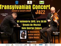 Jazz: de la New York la Sighet.