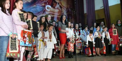 Premii de suflet pentru copiii talentaţi.